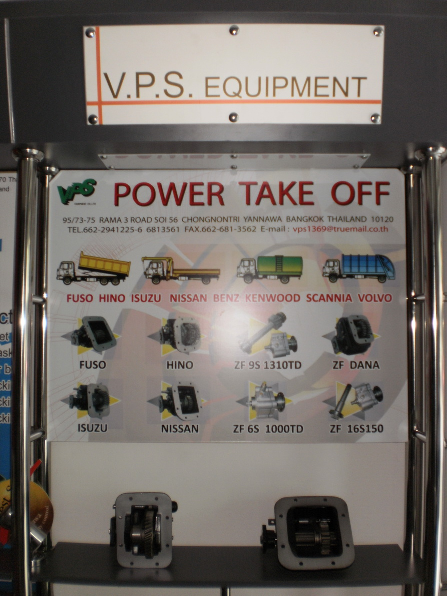 V.P.S EQUIPMENT CO.,LTD.